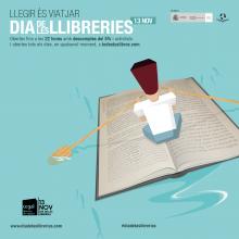 Dia de les Llibreries 2015. Catalán