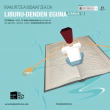 Liburu-dende eguna 2015. Euskera
