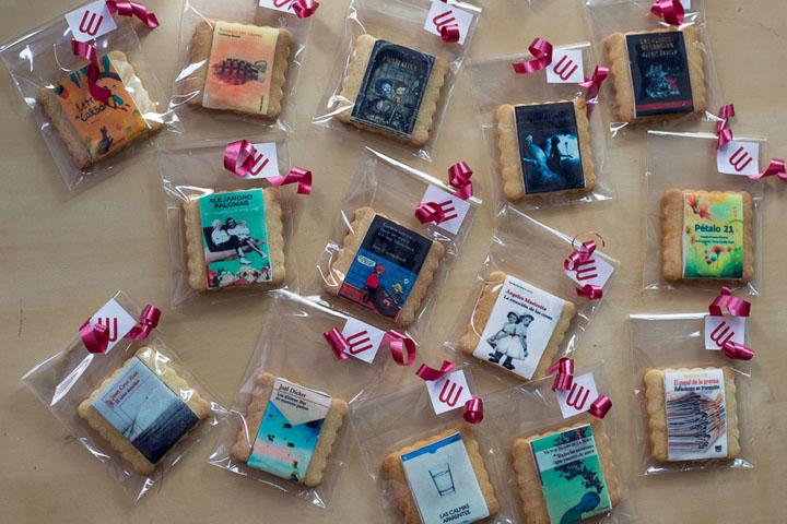 Resultado de imagen de librería canaima galletas