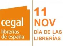 11 de noviembre, Día de las Librerías