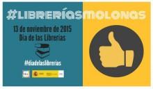 #libreríasmolonas