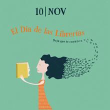 Día de las Librerías 2017. Cartel en castellano