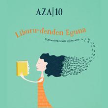 Día de las Librerías 2017. Cartel en euskera