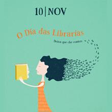Día de las Librerías 2017. Cartel en gallego