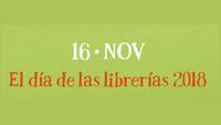 Descarga el cartel del Día de las Librerías 2018